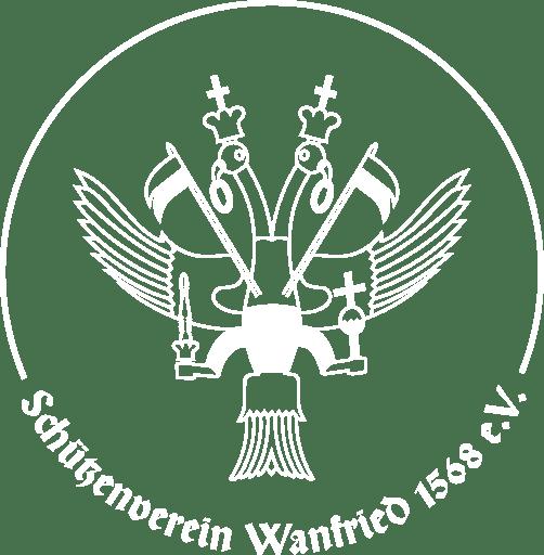 Schützenverein Wanfried 1568 e.V. Logo